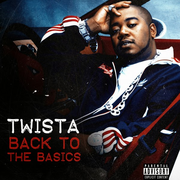 Twista - Back to Basics - EP Cover