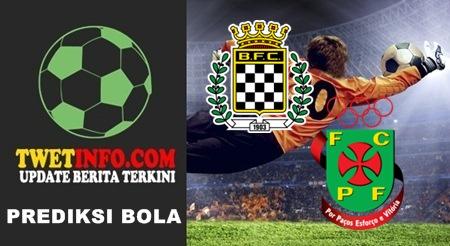 Prediksi Boavista vs Pacos Ferreira, Portugal 15-09-2015