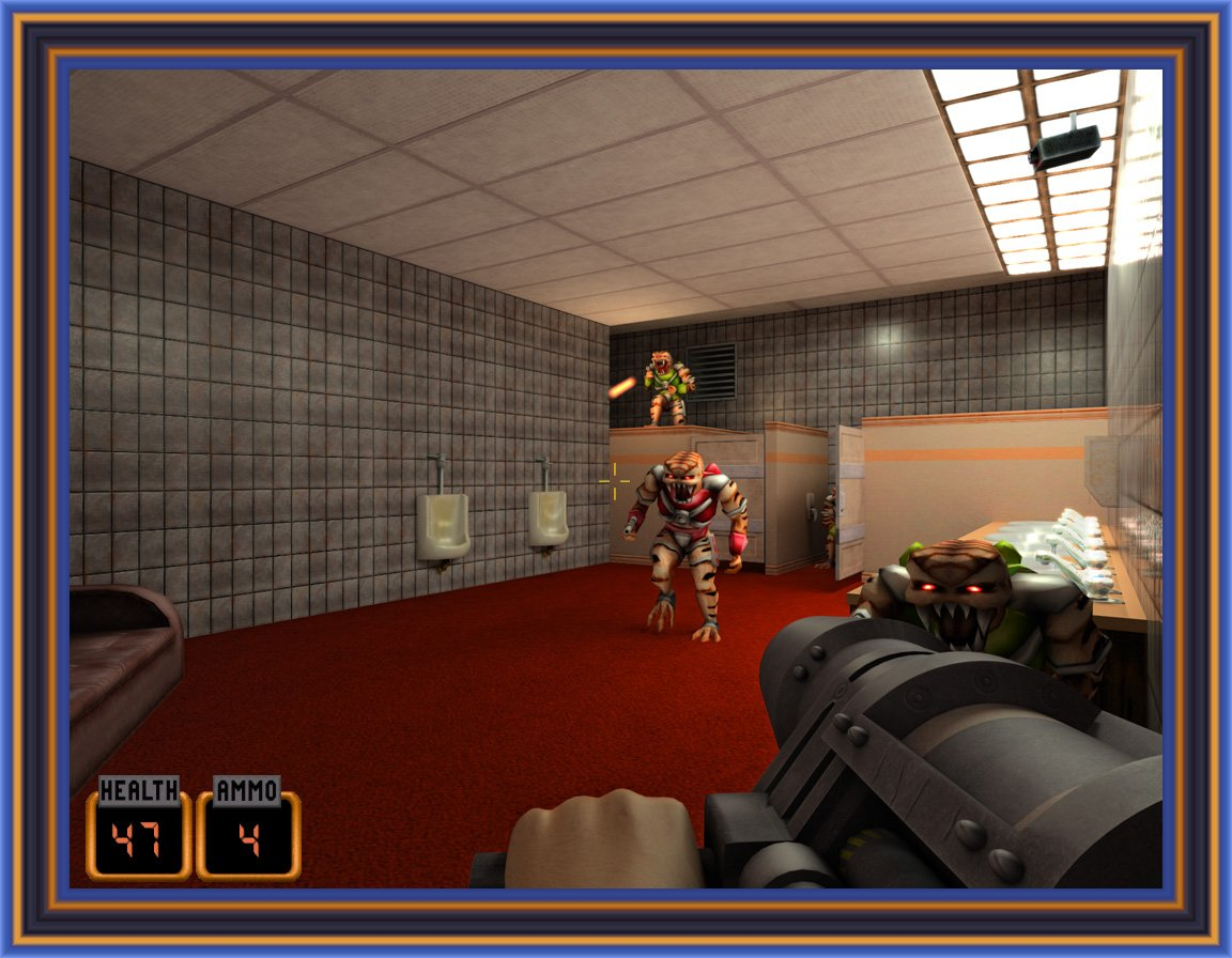Duke Nukem 3D Gameplay no.2