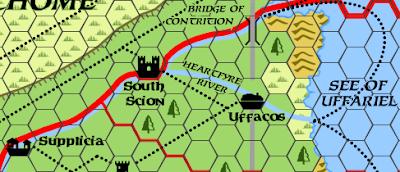 Map Bettellyn Uffariel
