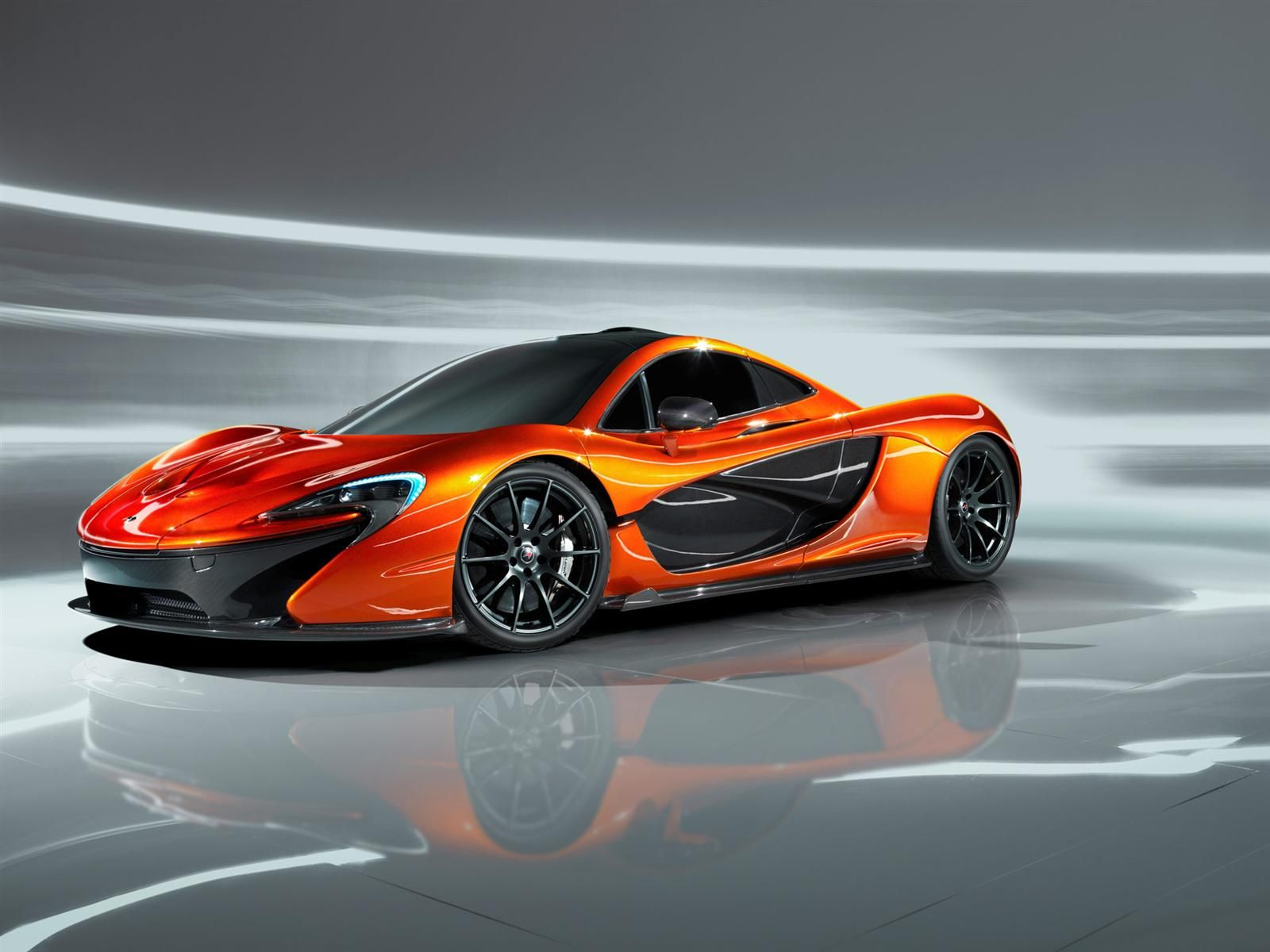 2014 McLaren P1 Wallpapers