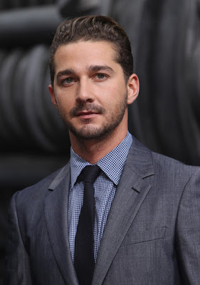 shia labeouf transformers