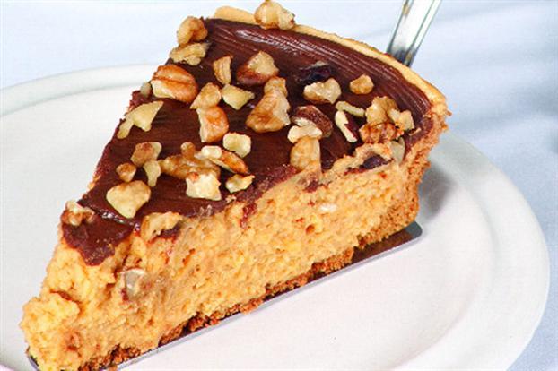 Sabor a Mí: Torta mousse de dulce de leche