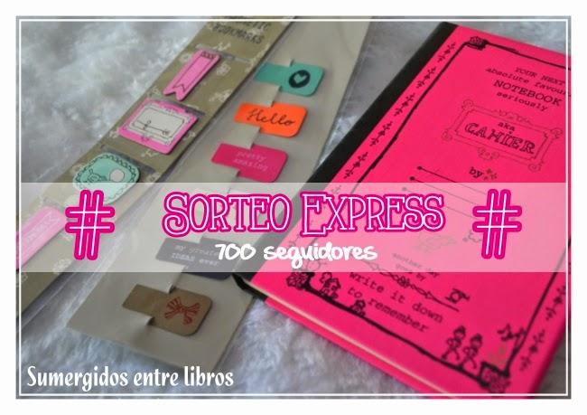Sorteo Express - 700 seguidores
