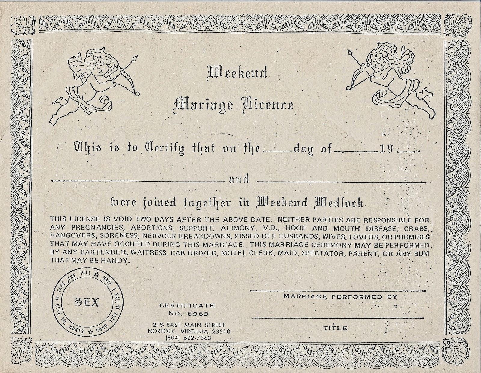marriage certificate - solarfm.tk