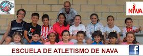 Escuela de Atletismo de Nava