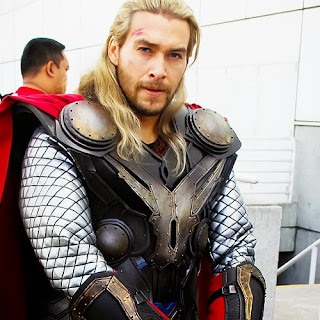 Thor cosplay