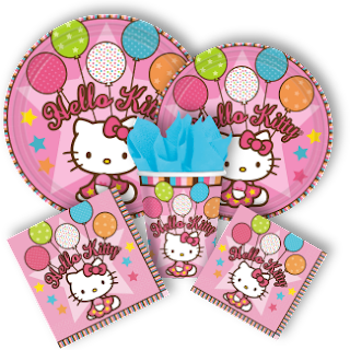Hello Kitty discount party supplies