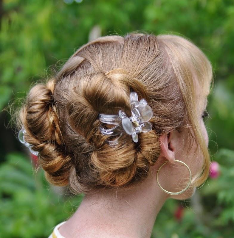 Hairstyles Master Princess Leia Double Buns
