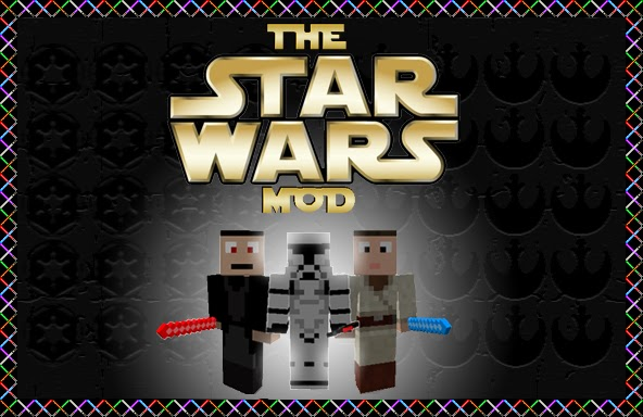 The Starwars 1.5.1 Mod Minecraft 1.5.1