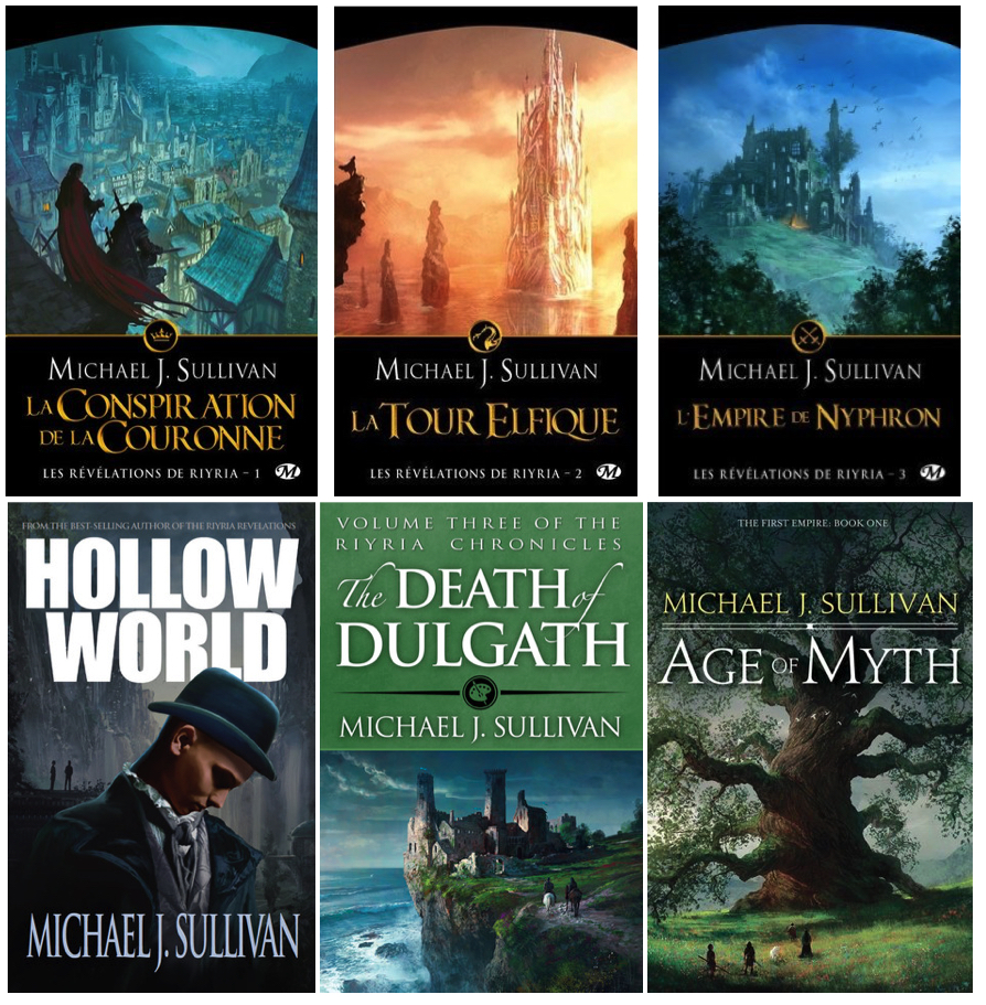 Marc Has Created Covers For Top Names In Fantasy Including: George Rr  Martin, Patrick Rothfuss, Barndon Sanderson, Terry Pratchett, And Dozens Of  Others