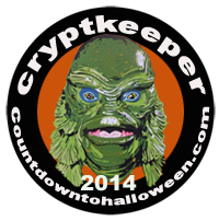Countdown to Halloween 2014 badge