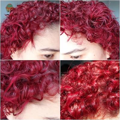 Rsenha: Mutari - Máscara Tonalizante Color Mask Red