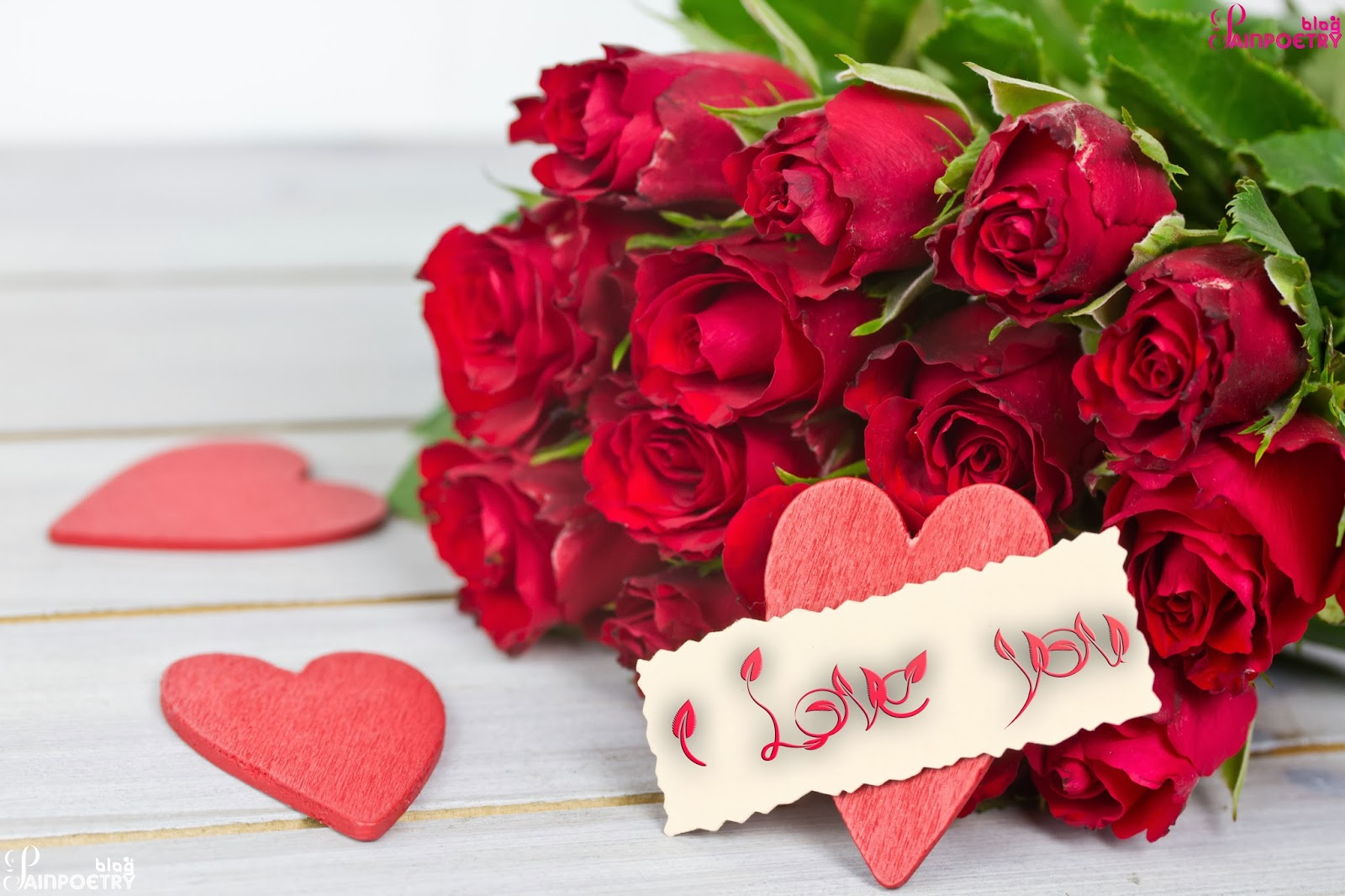 I-Love-You-Wallpaper-With-Three-Hearts-And-Bundle-Of-Flowers-Image-HD-Wide