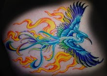 free design phoenix tattoo