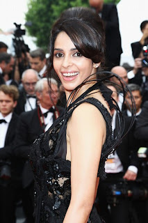 Hot Mallika Sherawat Cannes 2011 Photos, Pics