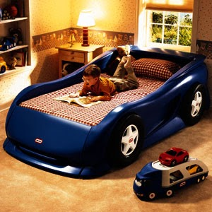 Full Size Hot Rod Bedding