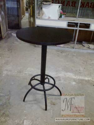 Projects Hotel Pop: Custom Furniture Meja Cafe Restoran kaki stainlist besi