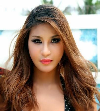 Gambar Model Cantik Filipina Dibunuh Suami Sendiri