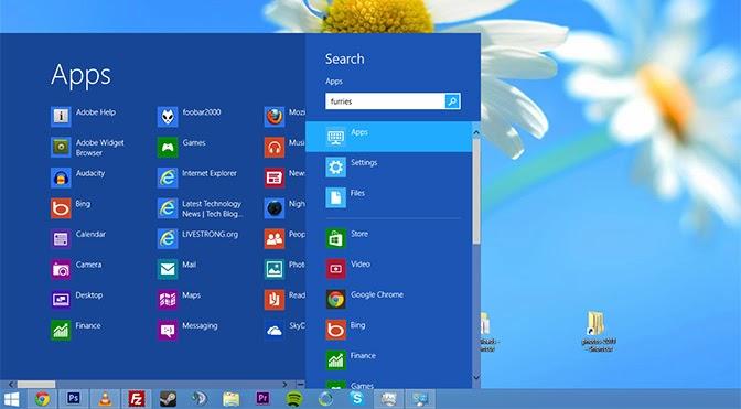 windows 8 start menu for windows 7
