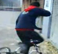 tonto petardo bicicleta