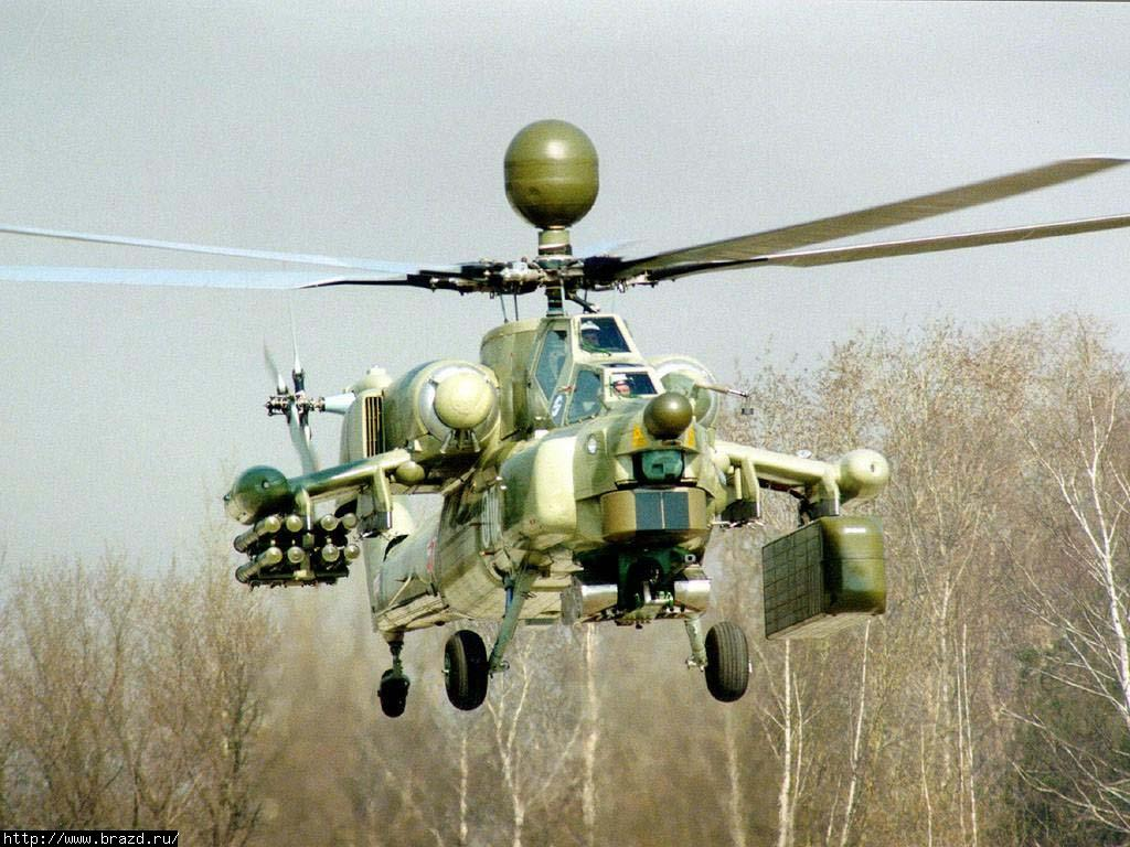 Mil M-28N 'Havoc' Attack Helicopters for Kenya Army
