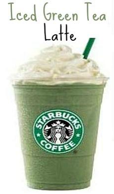 Sunglasses And Starbucks: Starbucks In Making: Iced Green ...