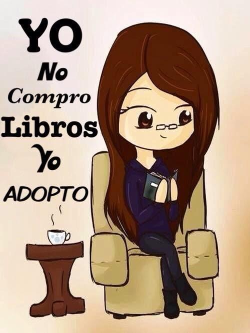 Adopta un libro