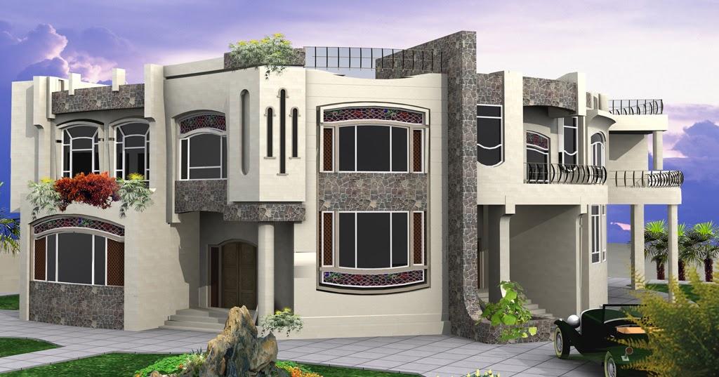 House plans and design modern house plans dubai home for House plans in dubai
