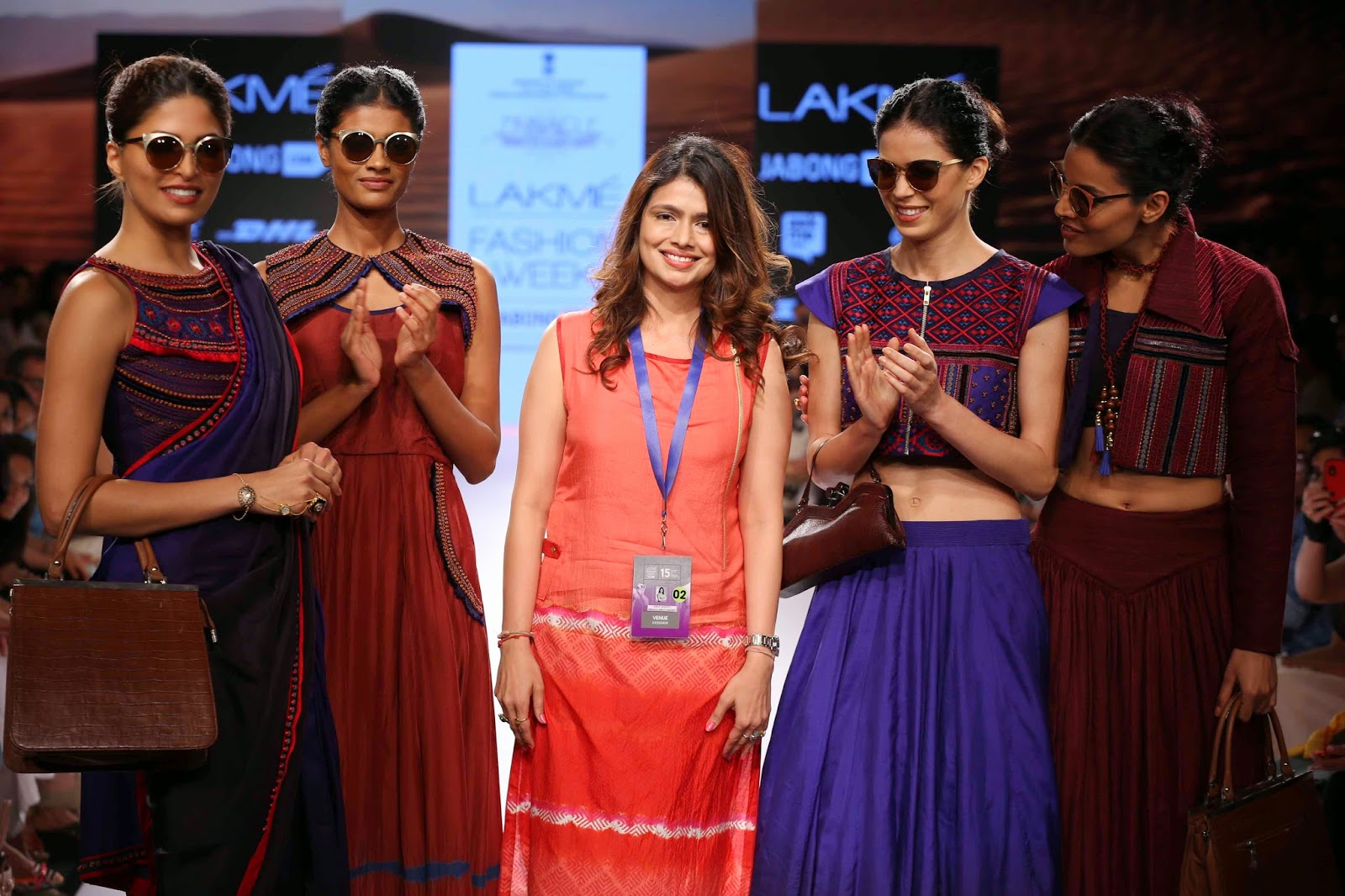 http://aquaintperspective.blogspot.in/,LIFW Day 2, Shruti Sancheti