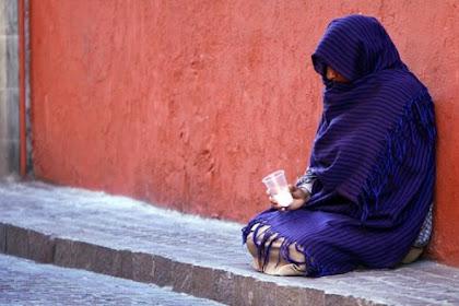 Selama Ramadhan, Pengemis Ini Raup Rp 95 Juta