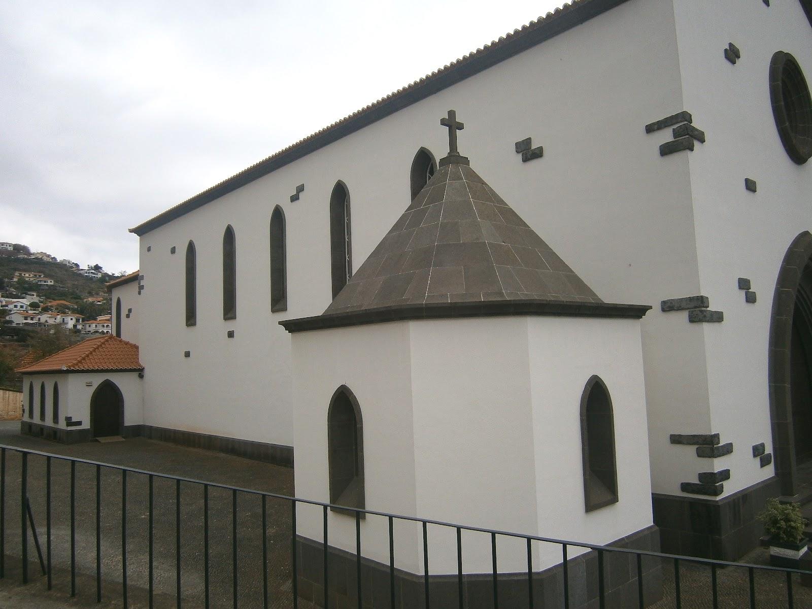 fotográfico: IGREJA PAROQUIAL DE SÃO GONÇALO FUNCHAL (Madeira) #615040 1600x1200