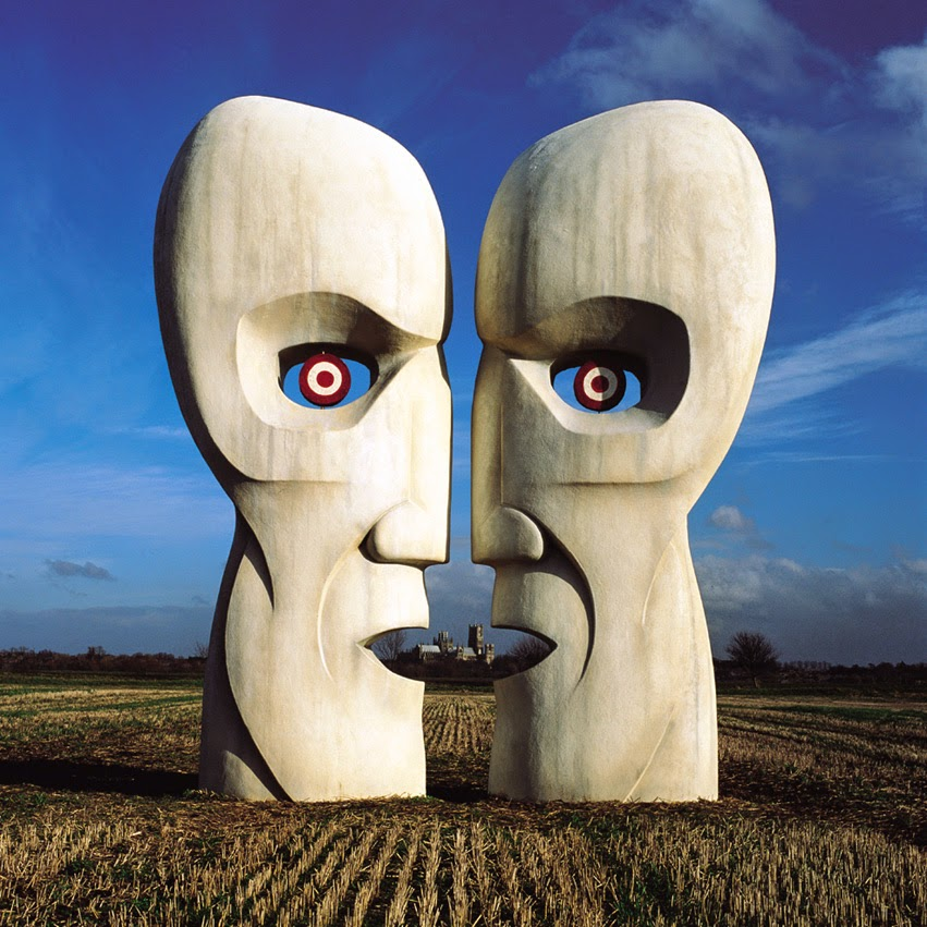 Pink Floyd Division Bell album cover image