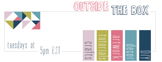 Introducing Outside [the Box] Link Party