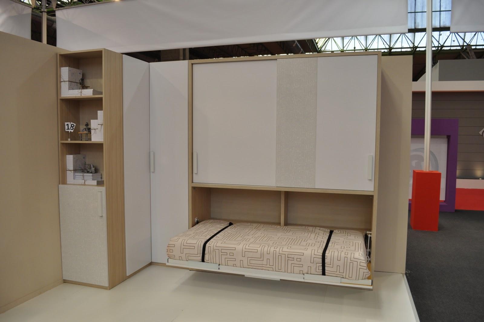 Muebles ros feria de zaragoza camas abatibles for Camas abatibles