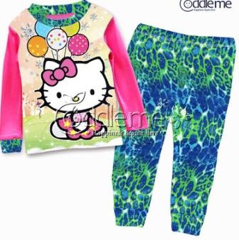 RM25- Pyjama Hello Kitty