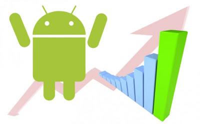Android es el SO más vendido del último trimestre