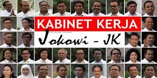JK Pastikan Adanya Reshuffle Kabinet, Inikah Kementerian yang Bakal Kena Gusur?
