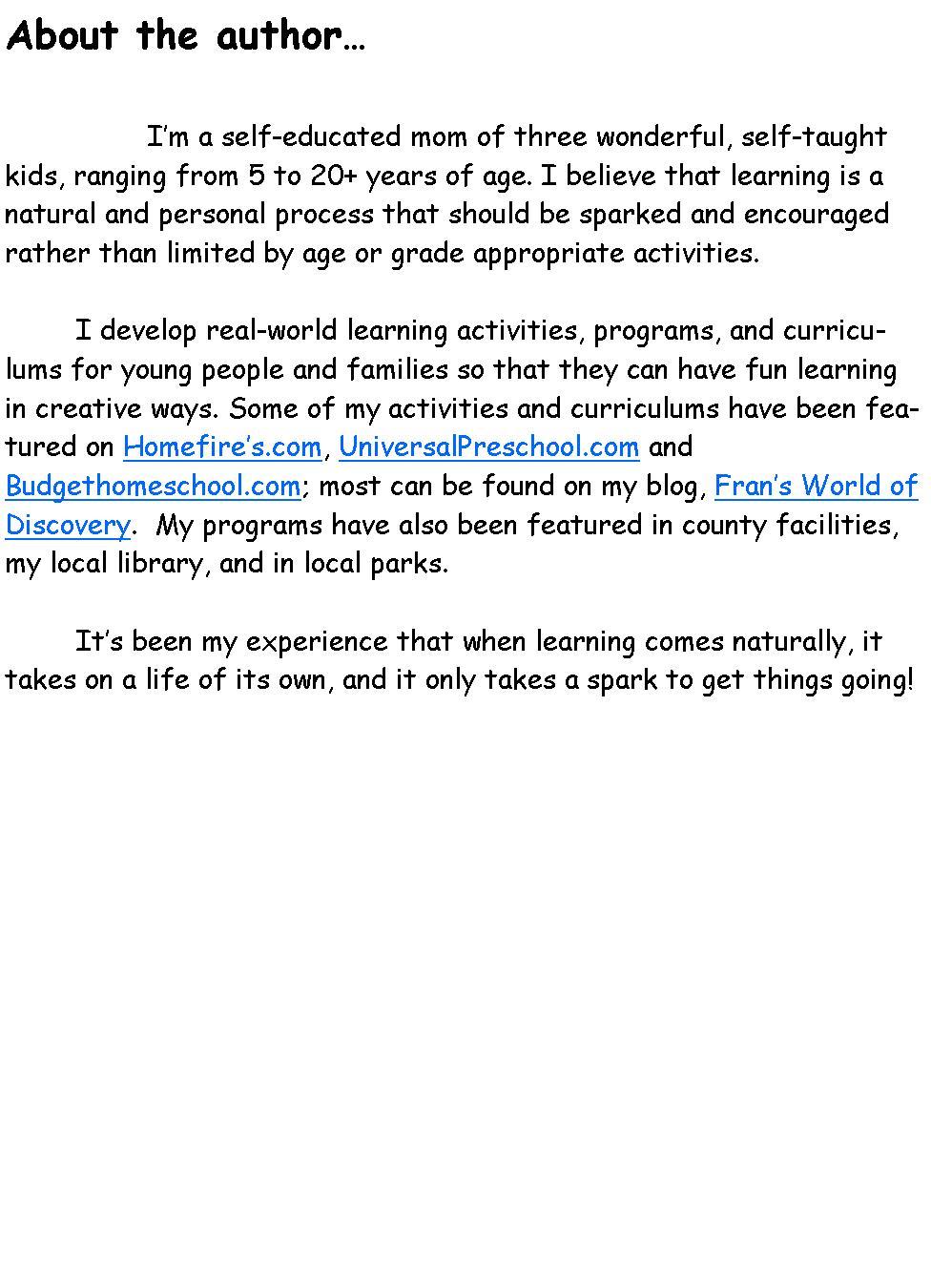 funschooling  u0026 recreational learning  strawberry craze ebook