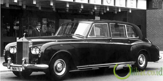 Rolls-Royce Phantom VI Limousine (1968-1990)