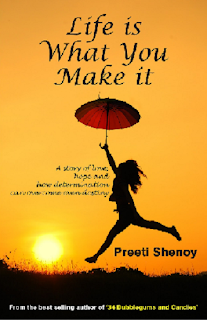 Life is What you make it, book review,