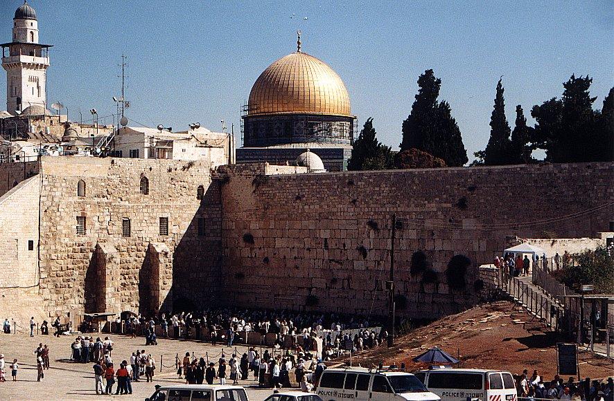 Jerusalem Israel 10 Kota Bersejarah Terkenal Di Dunia