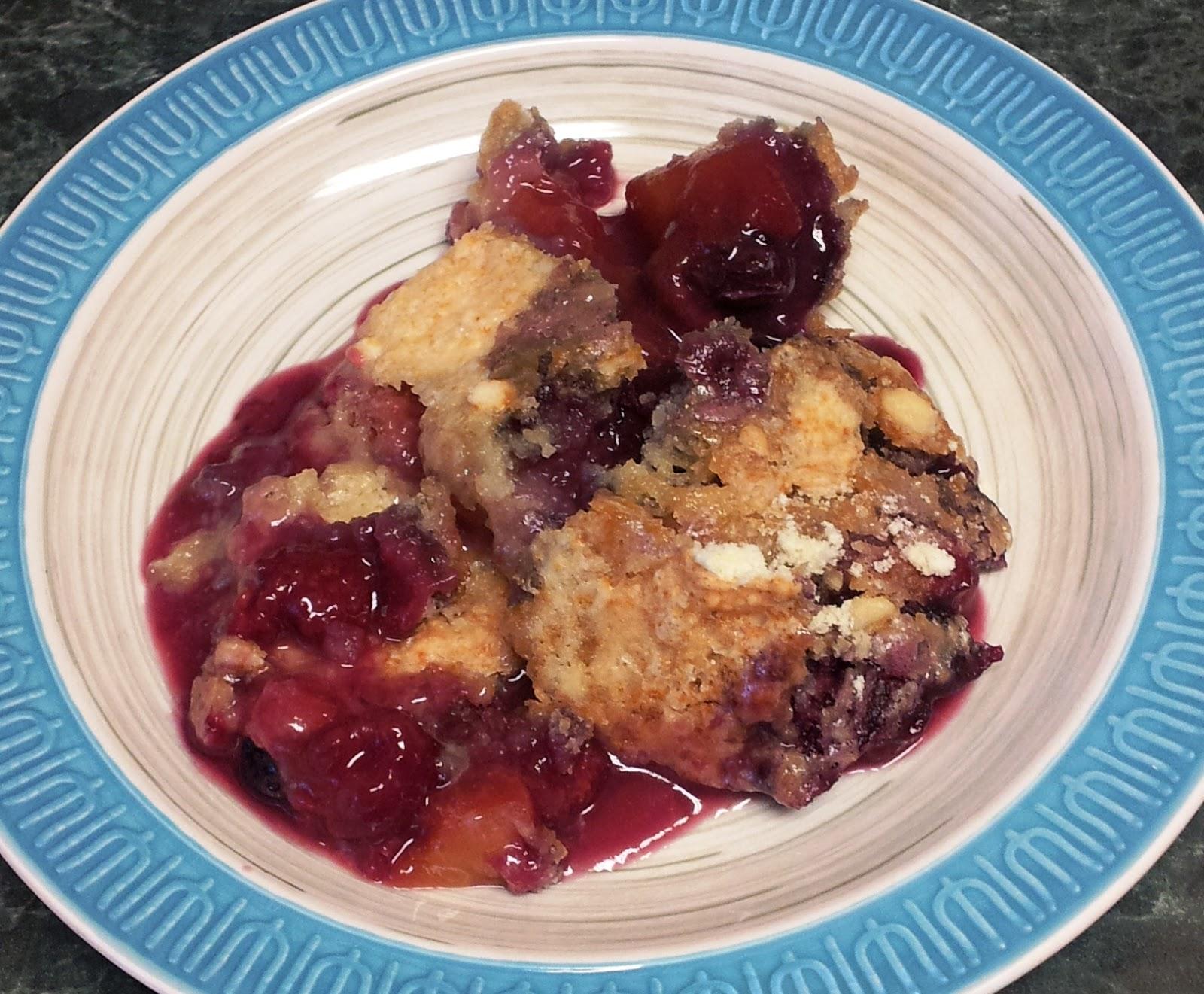 Dump Cake I Recipes — Dishmaps