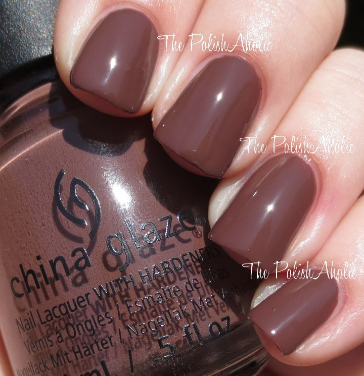 The PolishAholic: China Glaze The Giver Collection Swatches & Review