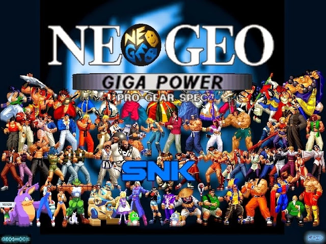 Download Neo Geo Games For Android