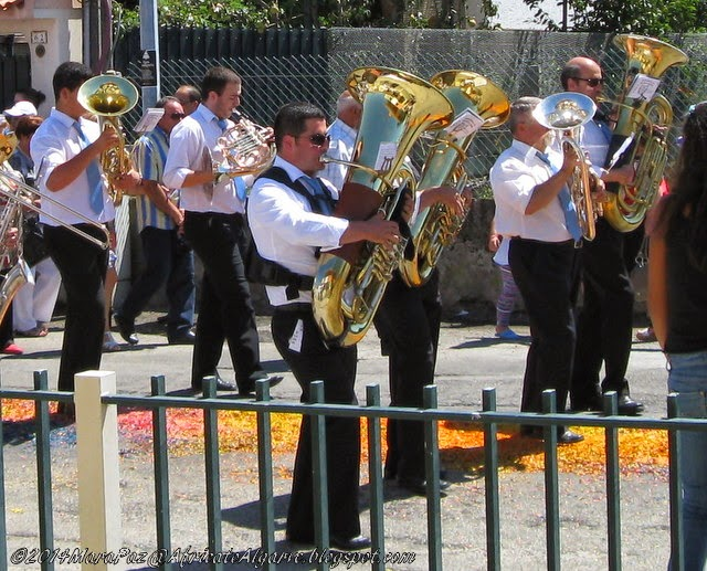 Portuguese brass band