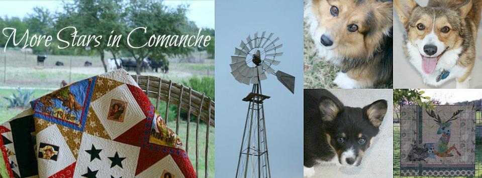 More Stars in Comanche