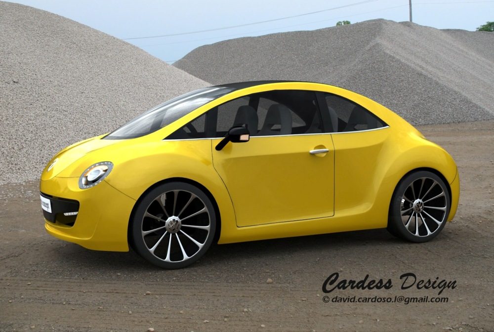 2012 volkswagen beetle classic modern concept best car. Black Bedroom Furniture Sets. Home Design Ideas