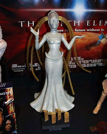 Leeloos The Fifth Element Repository The Fifth Element In Figure Form Part I