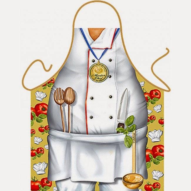 Delantal de Chef
